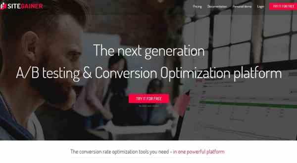 Sitegainer-conversioni