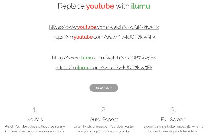 ilumu screen