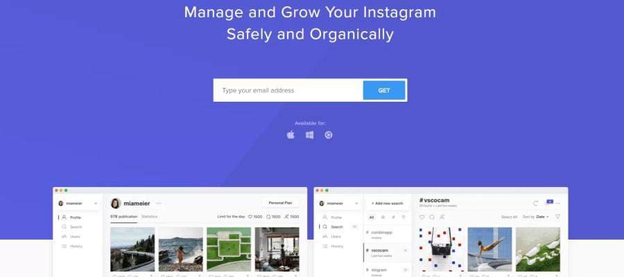 Combin crescere account instagram