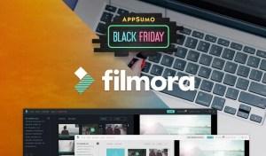 filmora black friday