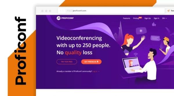 Proficonf videoconferenze