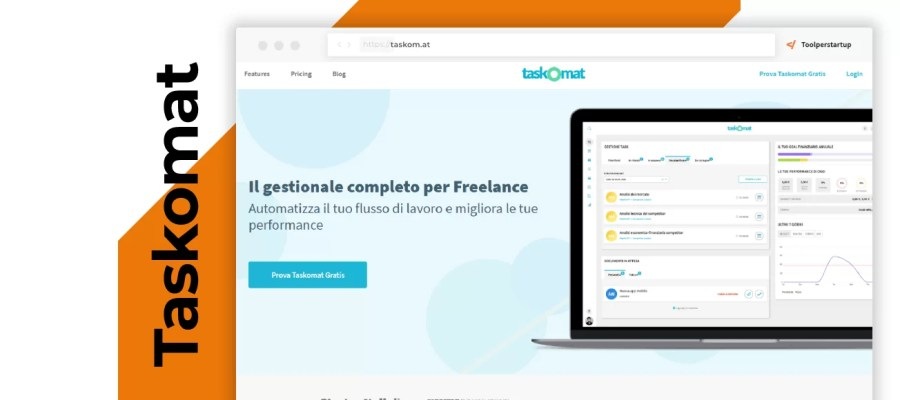 Taskomat project management per freelance