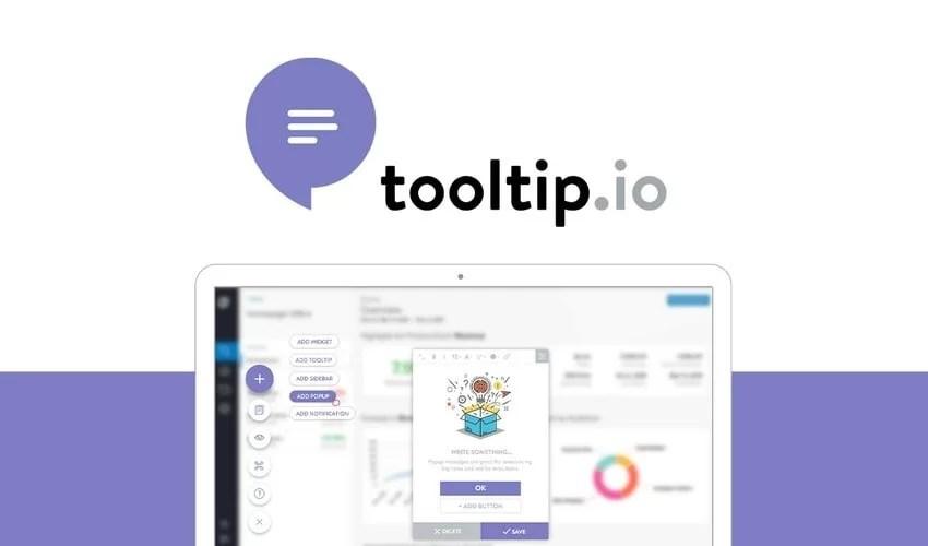 Tooltip, il tool per le interazioni su sito in lifetime a 49$