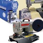 Pin Carpet Binding Machine Two Needle Wpuller Licorne ...