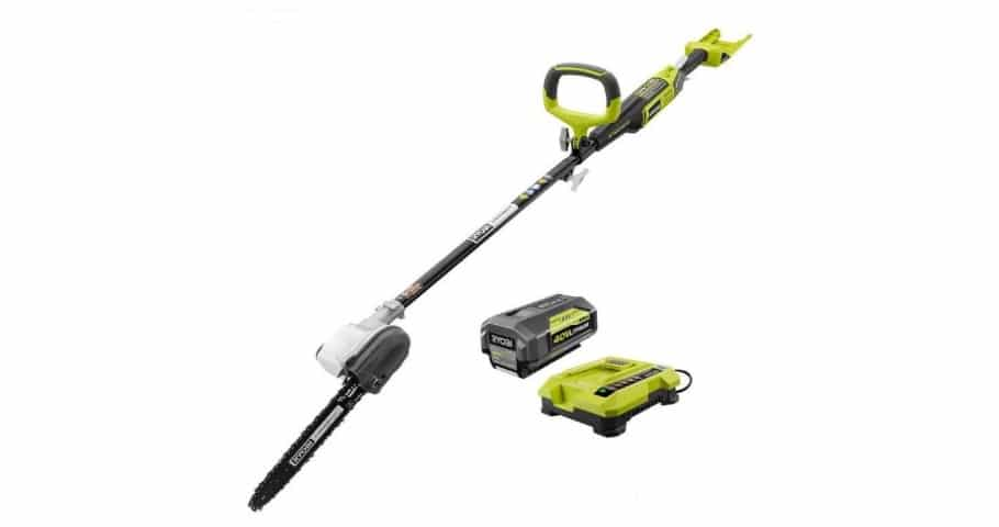 Ryobi Pole Saw Reviews in 2019 (Buyer's Guide Include)