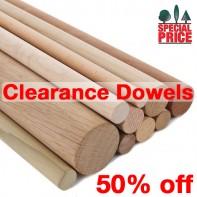 Exotic Wood Dowels Uk