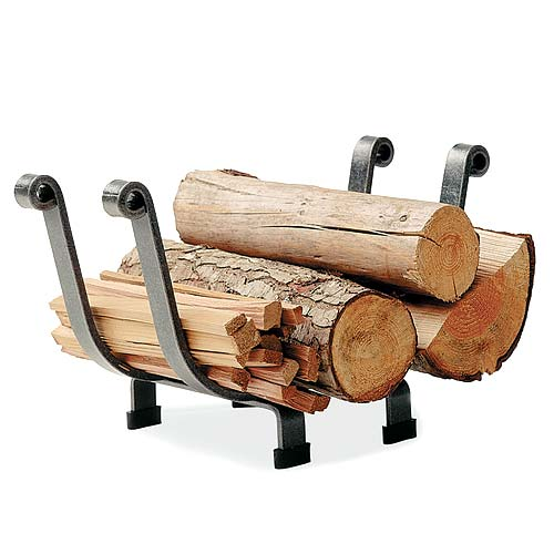 Fireplace Tools And Wood Holder