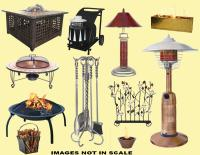Fireplace Tools, Fireplace Accessories, Fireplace Screens ...