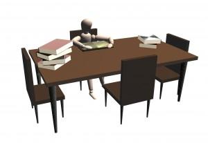 Seminar table