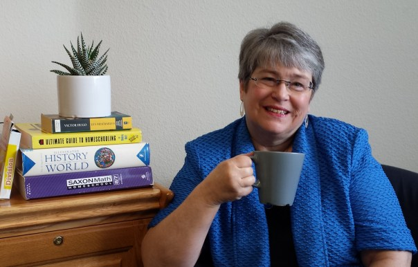 Penny Ross, homeschool consultant