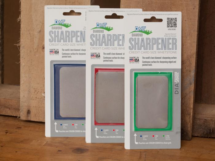 DMT DiaSharp Sharpener Credit Card Sized
