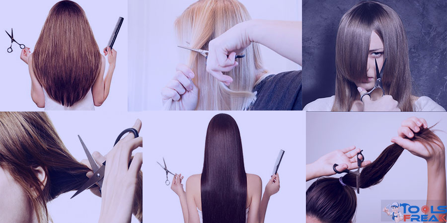 how to cut Your Own hair feature