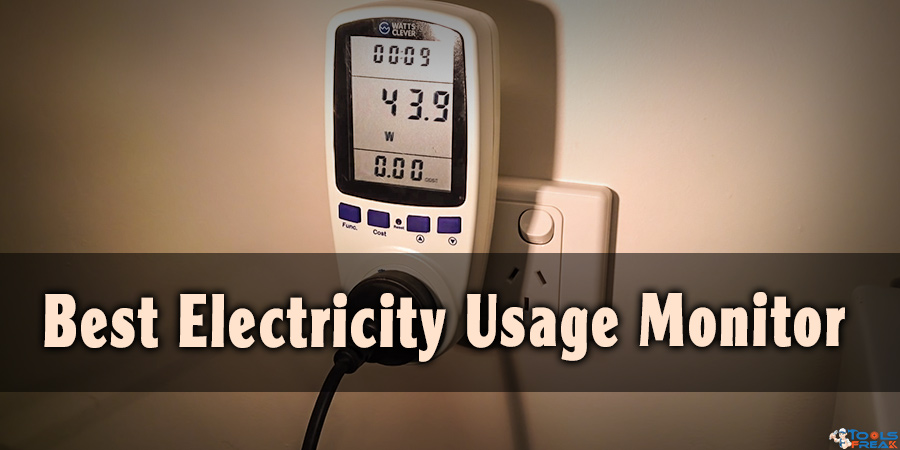 Best Electricity Usage Monitor