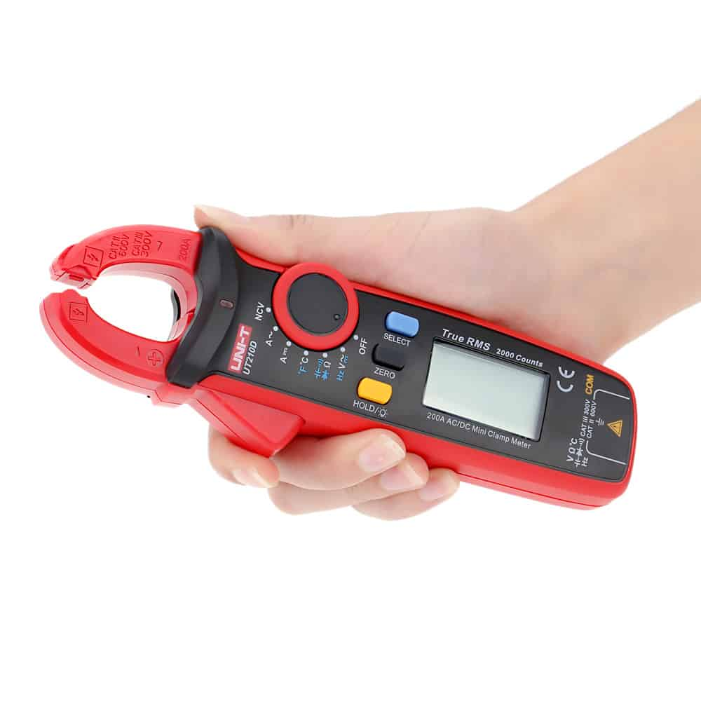 Best Multimeter For Electronics Technician We Review The Top 10 Today Waterproof Digital Lcd Ac Dc Voltage Continuity Circuit Tester Ts Looking Clamp Meter Online Meters And