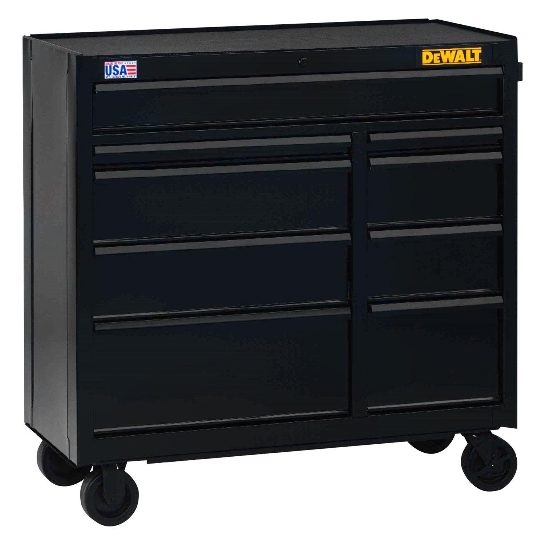 DeWalt DWST24190  Black Rolling Tool Cabinet 41 x 18