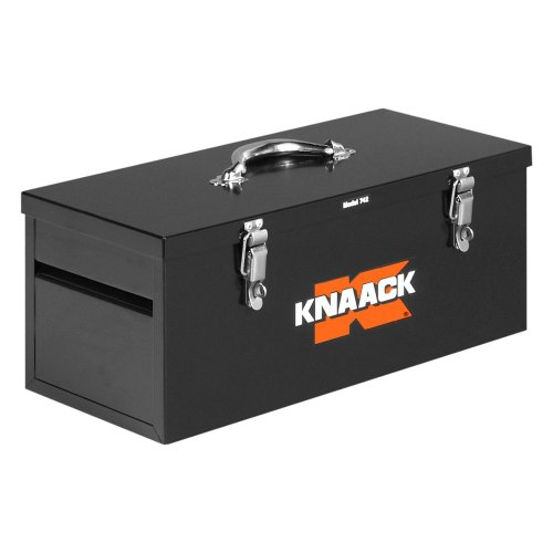 small resolution of knaack steel tool box with tool tray 22 w x 9