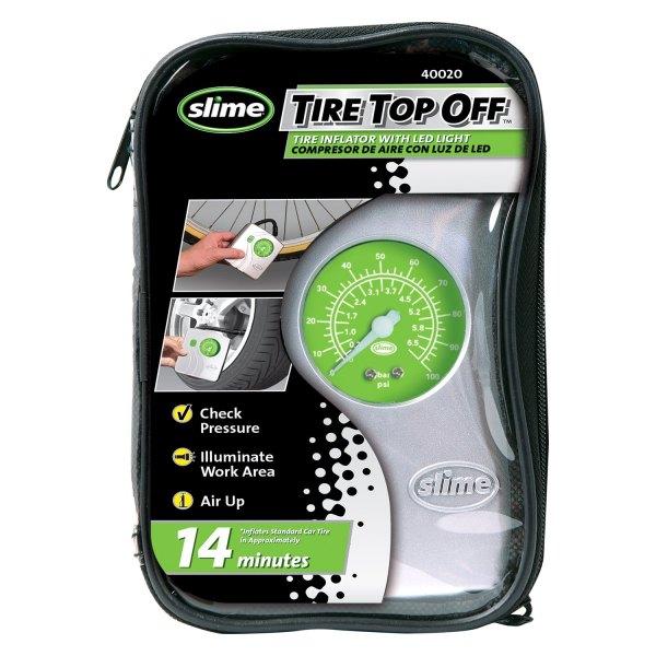 Slime 40020 - Top 12v Tire Inflator
