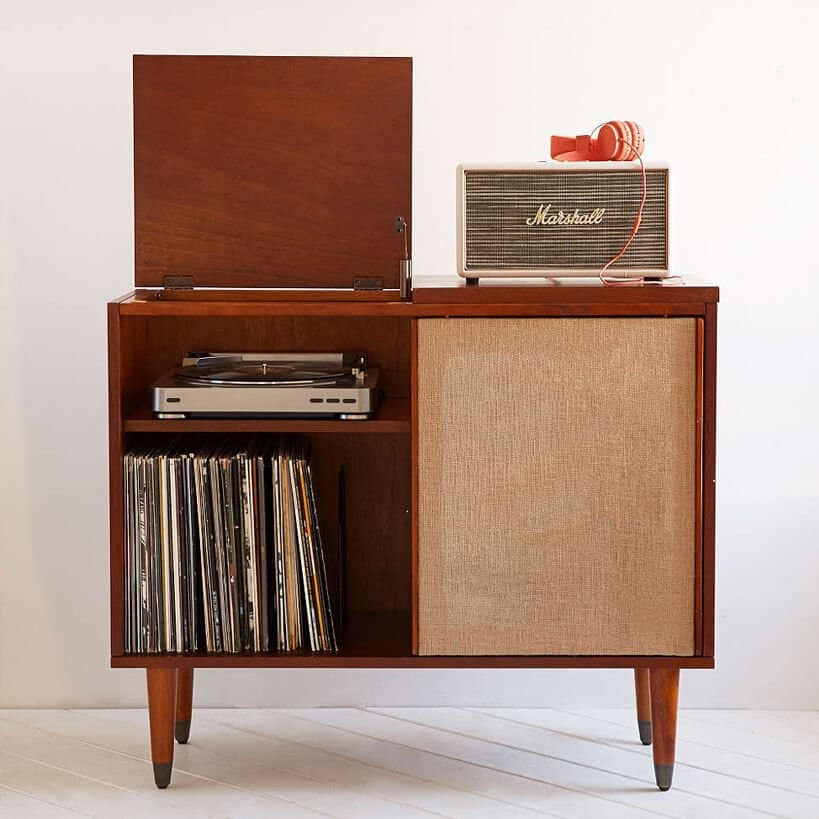 Best Record Player Stands, Tables, & Consoles Reviewed
