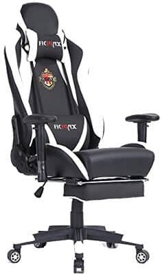 good cheap gaming chairs accent chair for desk 13 of the best big tall guys feb 2019 ficmax high back ergonomic