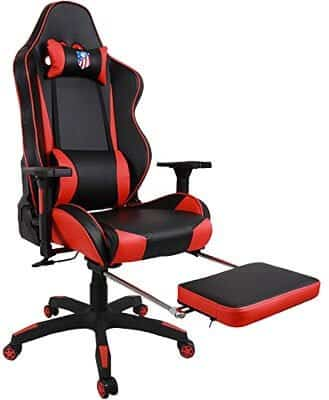 how much does a gaming chair weight office club 13 of the best chairs for big tall guys feb 2019 kinsal large size racing