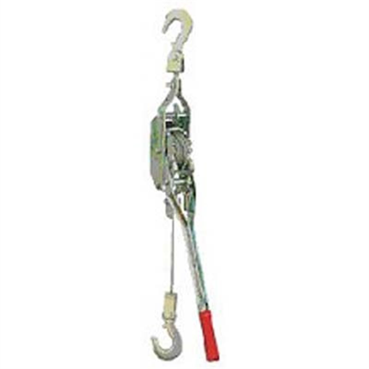 American Power Pull 18500 12-Ft 1-Ton Come-A-Long Puller