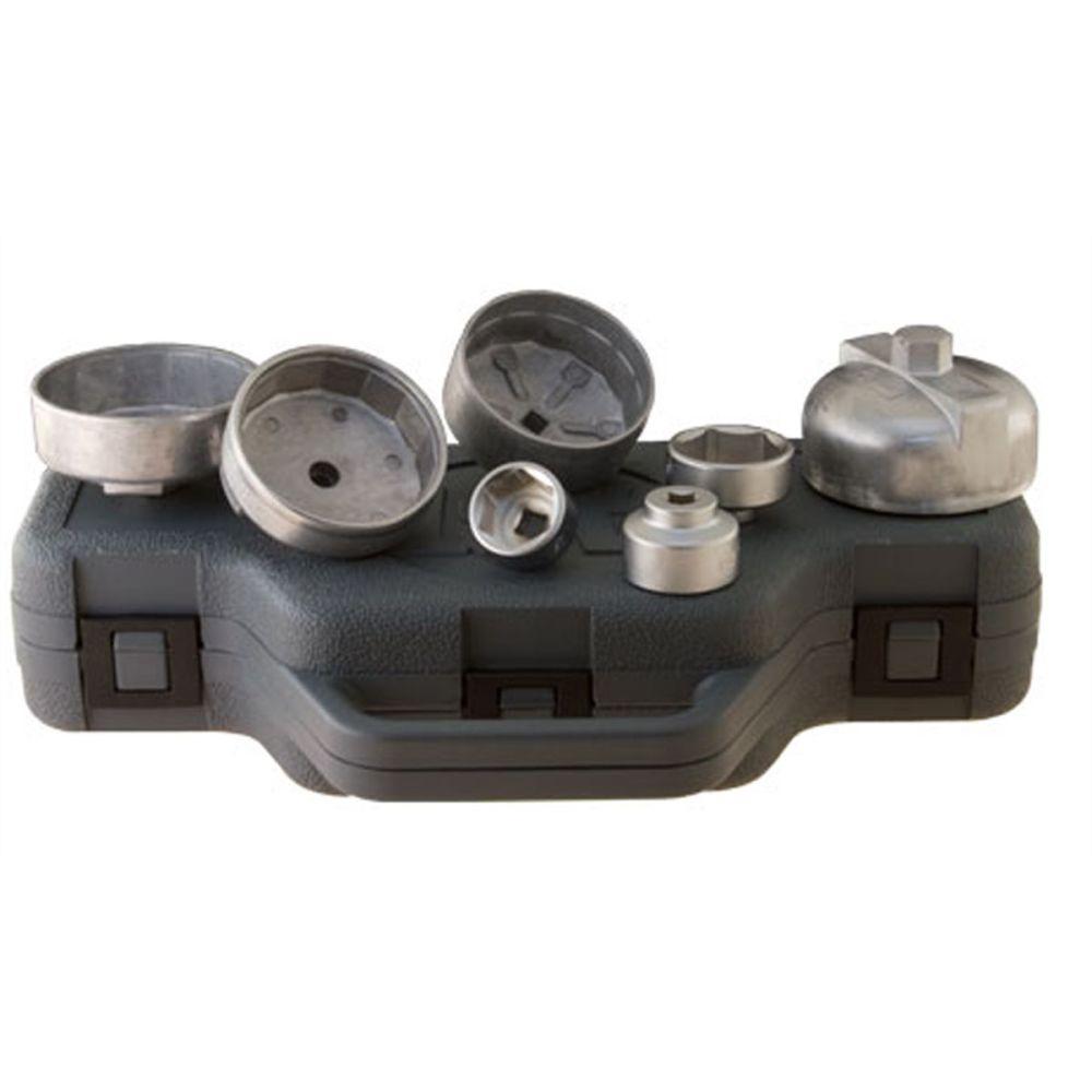 medium resolution of oil filter tool set mercedes vw audi bmw saturn gm