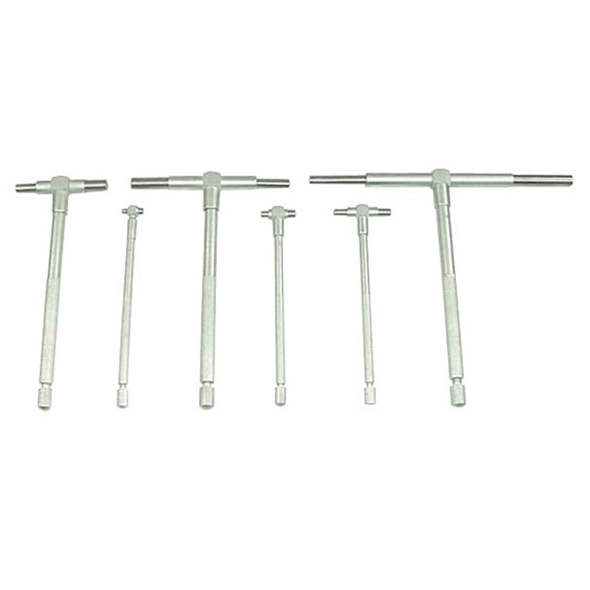 Central Tools Telescoping Gauge Set
