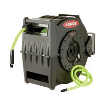 Flexzilla Levelwind Retractable Air Hose Reel 3/8 x 50 Ft ...