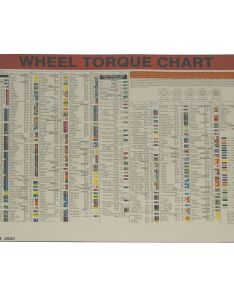 Wheel torque wall chart also lock technology lt lwc rh toolsource