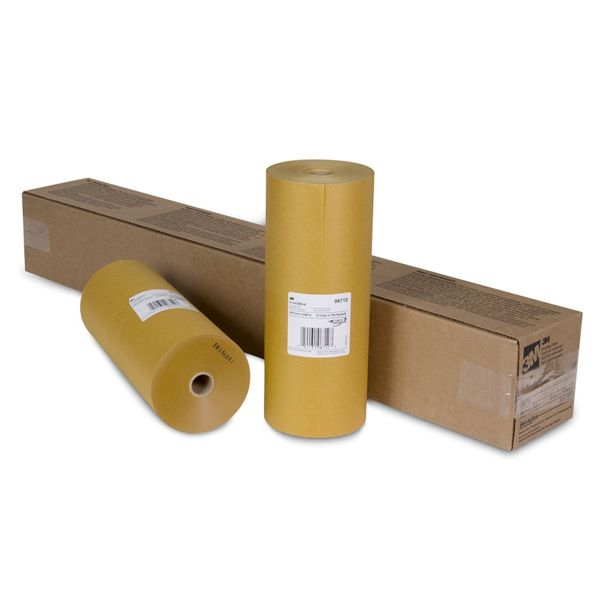 Scotchblok Masking Paper 12 Inch x 750 Feet 1 Roll 3M