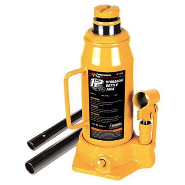 Wilmar 12 Ton Hydraulic Bottle Jack W1632