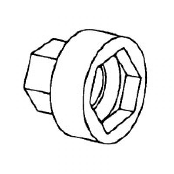 Bearing Tube Remover Installer T75l 7025 B