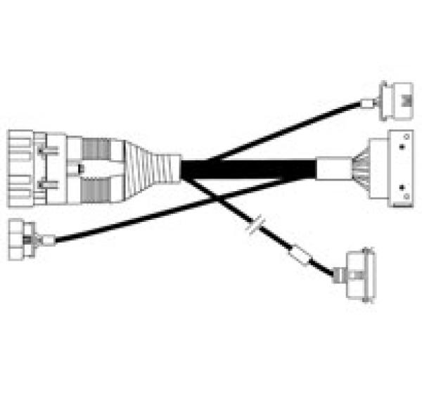 Harness for Allison 4th Generation 3000 4000 Transmissions