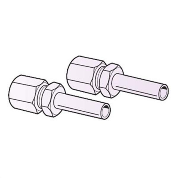 Reviews: Fuel Injection Adapter Set 5/8-18F 45°erted
