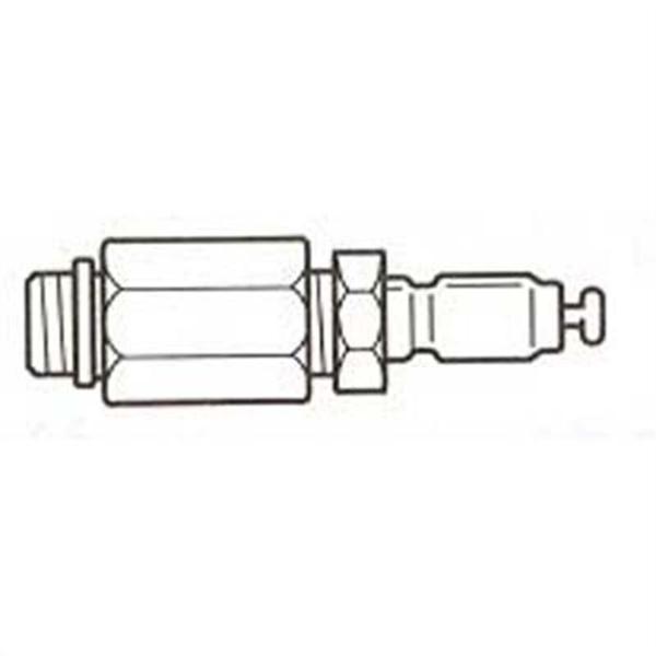 OTC 7211 Gauge & Hose Assembly 0-100PSI OTC7211 OT7211