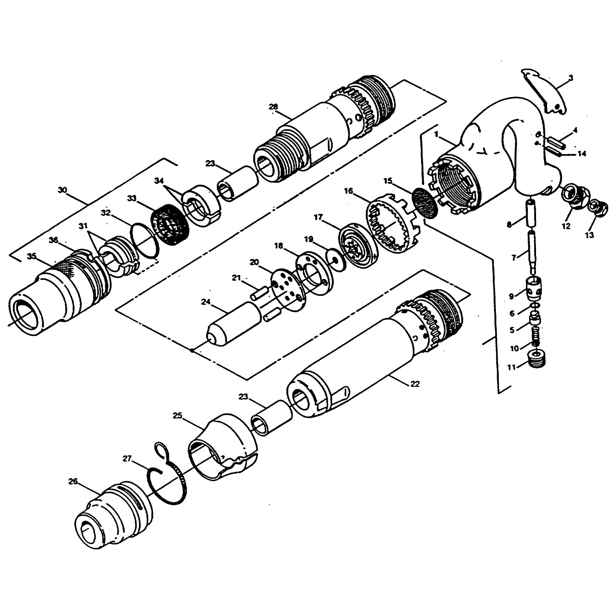 hight resolution of ingersoll rand air tools parts breakdown wiring diagram rx8 engine wiring harness diagram 22re engine wiring