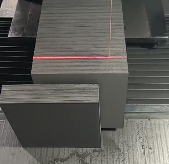 graphite cuts
