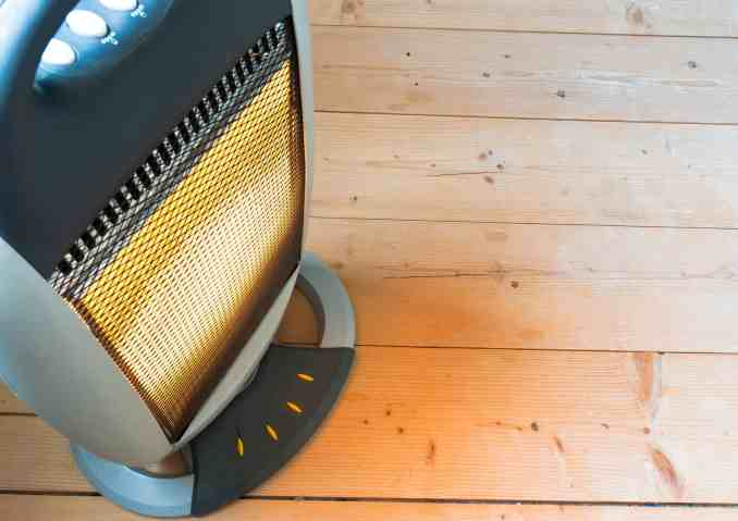 Shed Heater