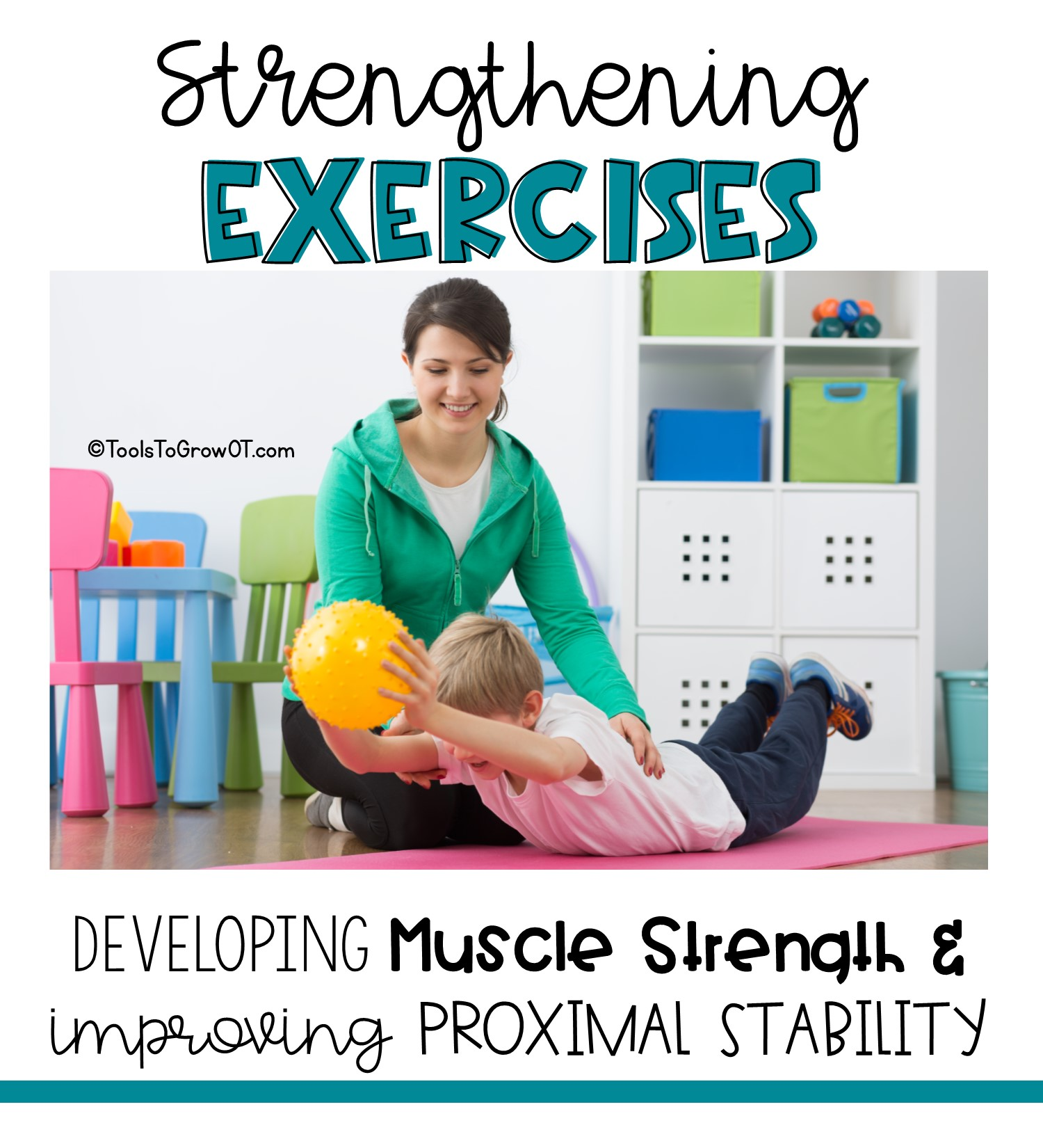 Strengthening Exercises Developing Muscle Strength And