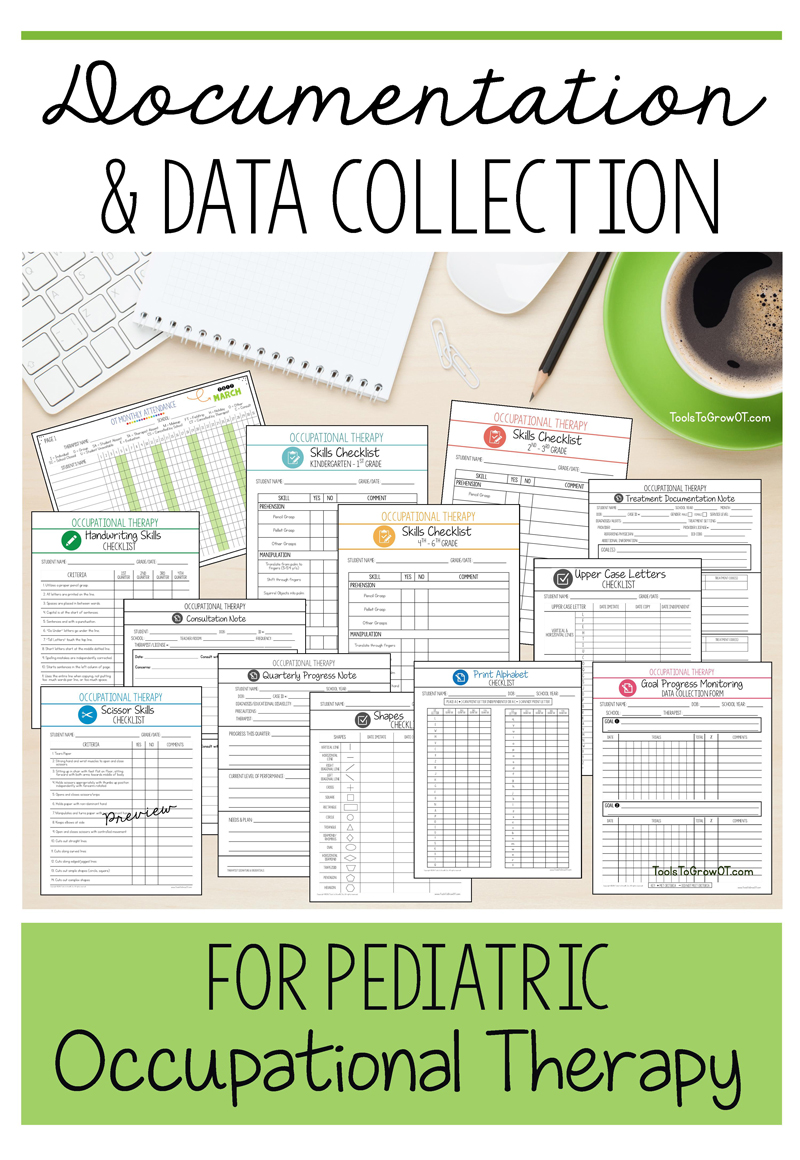 medium resolution of Documentation \u0026 Data Collection For Pediatric Occupational Therapy   Blog    Tools To Grow