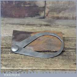 """Vintage 4 ½"""" Outside Calipers - Good Condition"""
