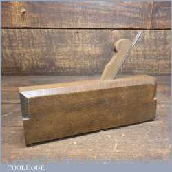Antique Common Ogee Beechwood Moulding Plane - Good Condition