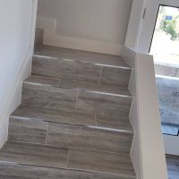 6 Ideas For Finishing Your Basement Stairs November 2018 ...