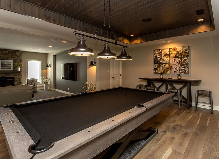 6 Basement Rec Room Ideas September 2017  Toolversed
