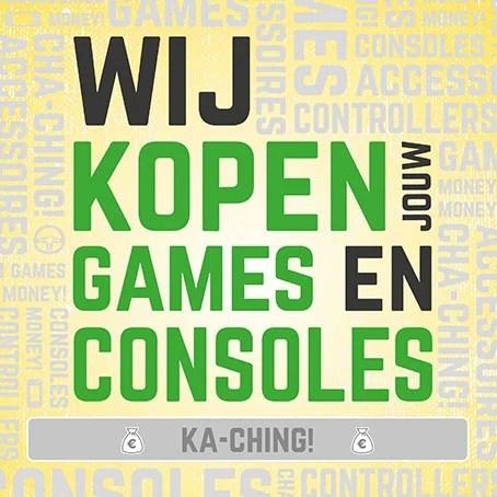 wij kopen jouw games
