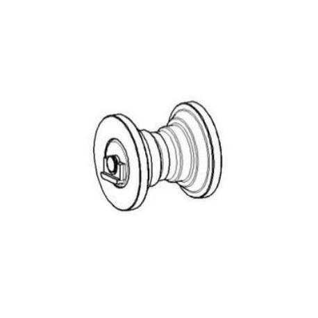 Galet inférieur pour mini-pelle KUBOTA KX101.3 / KX61.3