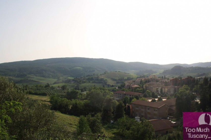 View from the Rocca