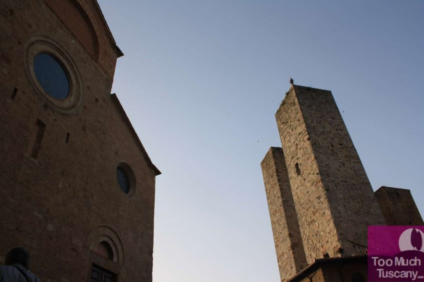 Duomo and Towers