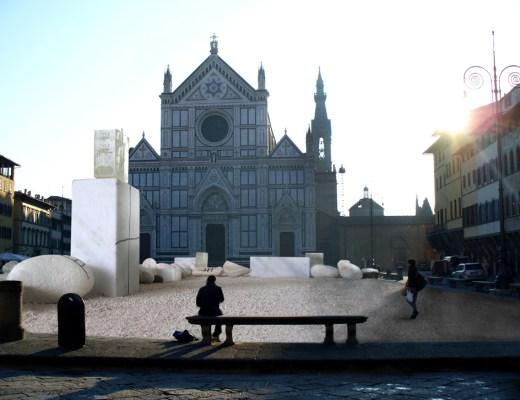 Piazza Santa Croce for Florens2012