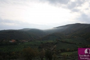 View from Giano dell'Umbria